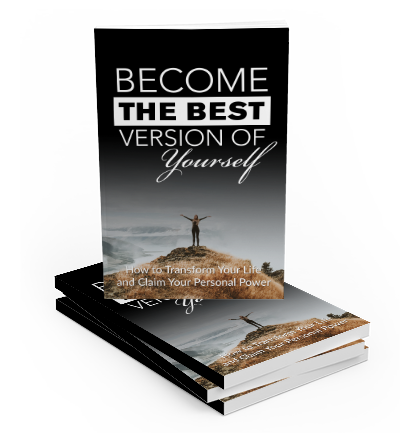 Become The Best Version of Yourself Inspirational Ebook